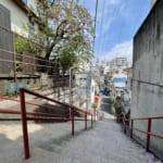 上智大学の近くの階段